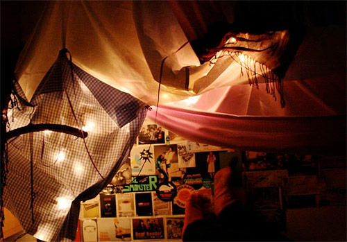Blanket Forts I Miss Being A Kid Lickmylipgloss